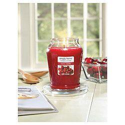 Yankee Candle Large Jar Cherry Vanilla