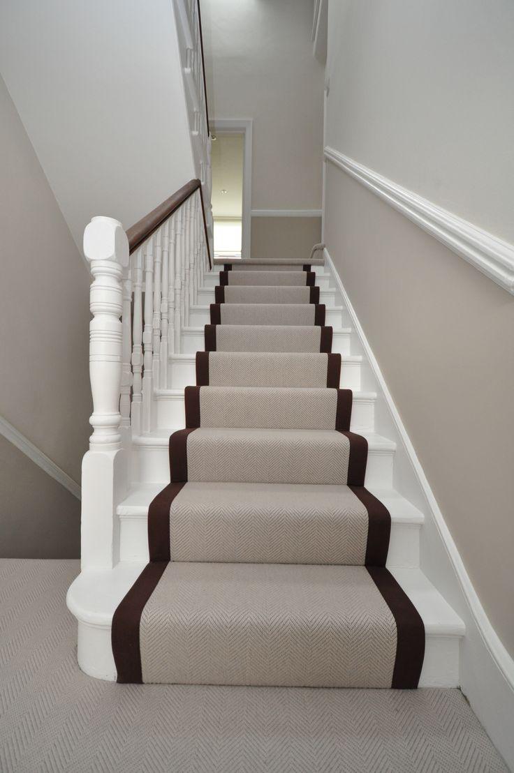 4 064 flatweave stair runners Bowloom flatweave herringbone