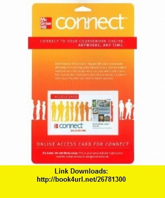Best 25 connect mcgraw hill ideas on pinterest mcgraw hill connect accounting pass card to accompany managerial accounting mcgraw hill connect access codes fandeluxe Image collections