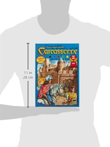 Carcassonne. Spiel des Jahres 2001 – See more at: http://spielzeug.florentt.com/toys-games/carcassonne-spiel-des-jahres-2001-de/