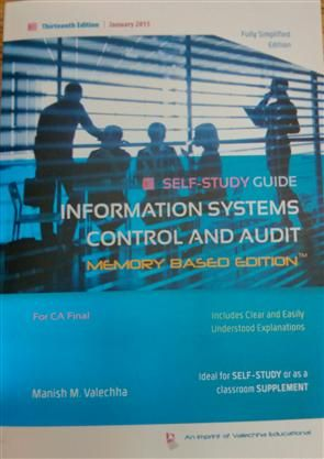 Key Features A comprehensive textbook on ISCA especially designed for CA Final Examination.Rich and Lucid Examples - To illustrate and clarify complex topics.Fully Analyzed and simplified Text.All Inclusive wide range Diagrams and Charts.Tutorial Notes.Illustrative Anecdotes and Asides.