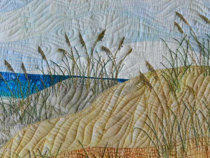 Fiber Art Quilts Eileen Williams