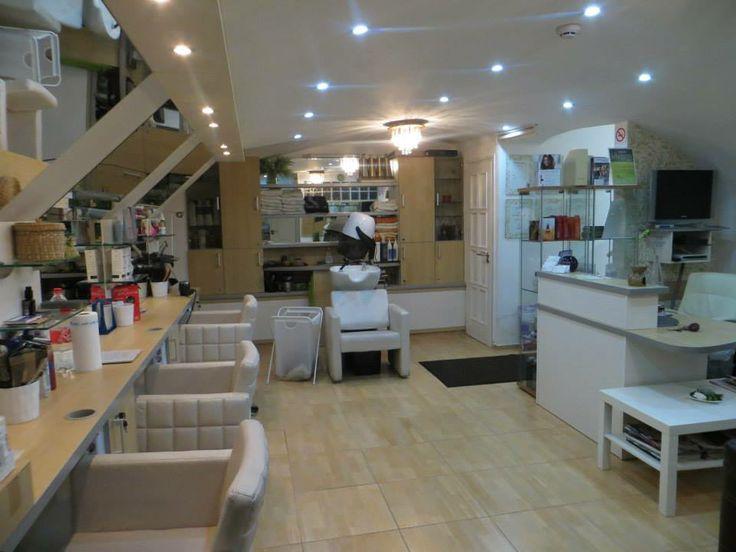 Silhouette Beauty Saloon Hairdressing Salon/ Silhouette Beauty szalon fodrászat
