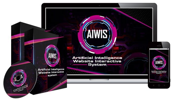 AIWIS Review : AIWIS is a brand new saas application, which gives you the opportunity to interact with visitors based on their behaviours, either on the website
