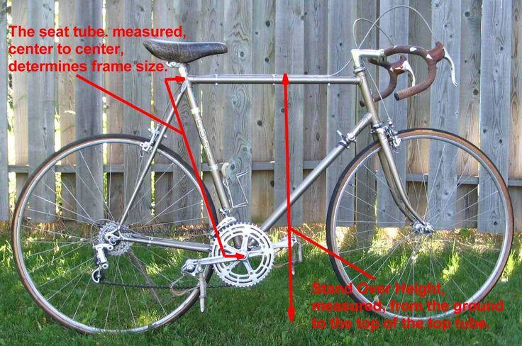 Bicycle Quality Frames And Forks Bicycle Road Bike Vintage