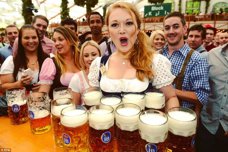 """Did you know that 7 million litres of beer are chilled, swilled and spilled at Oktoberfest? Come…""""      #oktoberfest #wiesn #munich #münchen #beer #oktoberfest2017 #germany #bier #party #bavaria #bayern #friends #love #picoftheday #prost #instagood #fun #weekend #2017 #lederhose #deutschland"""