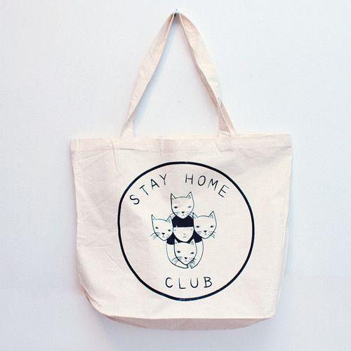 Stay Home Club.