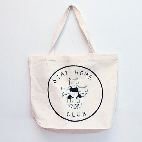 Tote by Stay Home Club