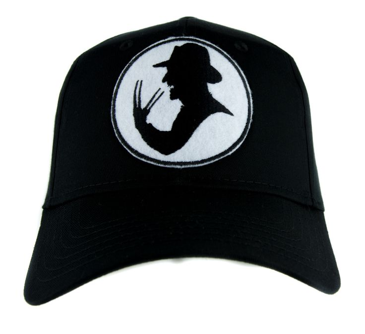 Freddy Krueger Nightmare on Elm Street Hat Baseball Cap Alternative Horror Clothing