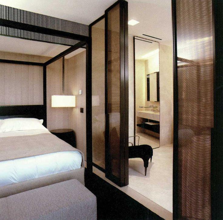 Bulgari hotels hotel pinterest cloison japonaise for Hotel deauville design