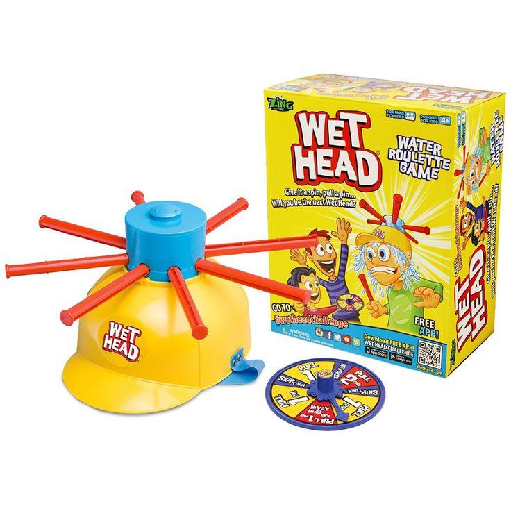 Wet head Water Roulette Game https://www.greenanttoysonline.com.au/wet-head