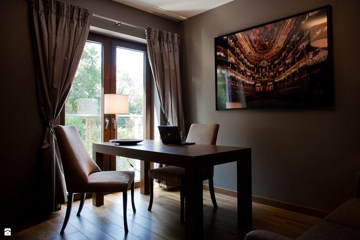 Gabinet styl Klasyczny - zdjęcie od ARCHISSIMA - Gabinet - Styl Klasyczny - ARCHISSIMA