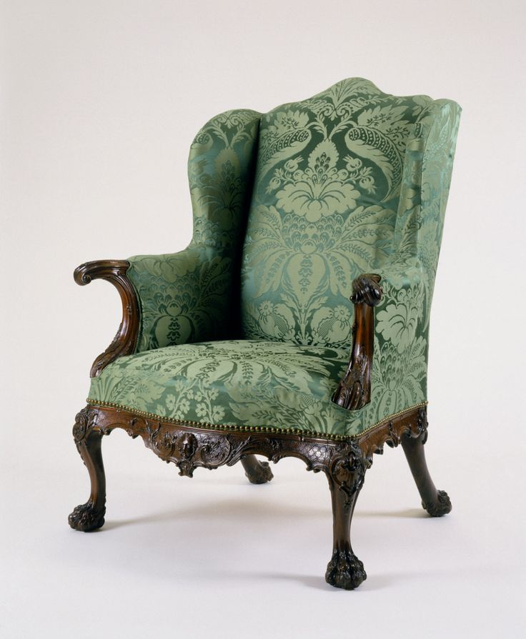 Easy Chair Attributed to Benjamin Randolph, American, 1737 - 1792. Carving  attributed to. Easy ChairsSide ChairsClassic FurnitureVintage ... - 16 Best Furniture - Philadelphia Images On Pinterest Central