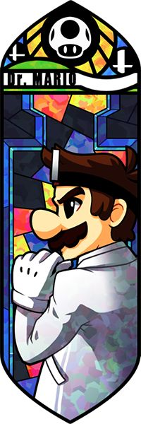 Smash Bros - Dr Mario by Quas-quas on deviantART
