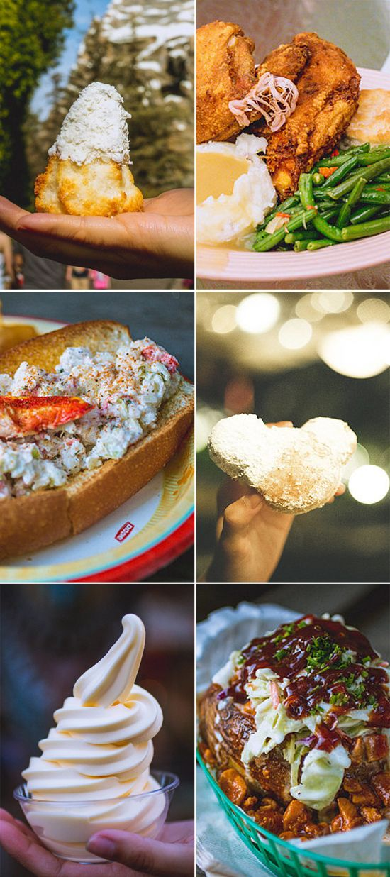 Have you ever wondered what to eat at Disneyland? @Foodbeast shares the best foods around the park including Mickey Mouse beignets and Dole Whip!
