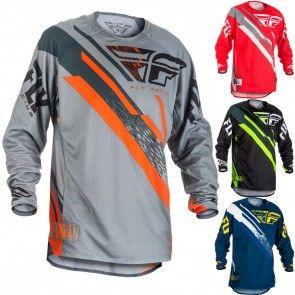 Fly Racing MX Evolution 2.0 Racewear Youth Dirt Bike Off Road Motocross Jerseys