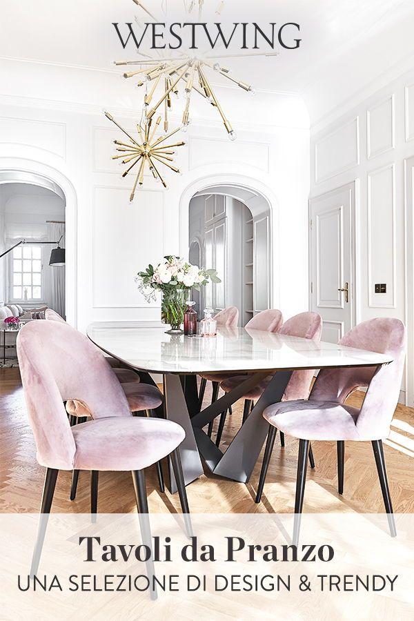 Tavoli Da Pranzo Per Tutte Le Occasioni Sale Da Pranzo Casa Colonica Sale Da Pranzo Contemporanee Sala Da Pranzo Contemporanea