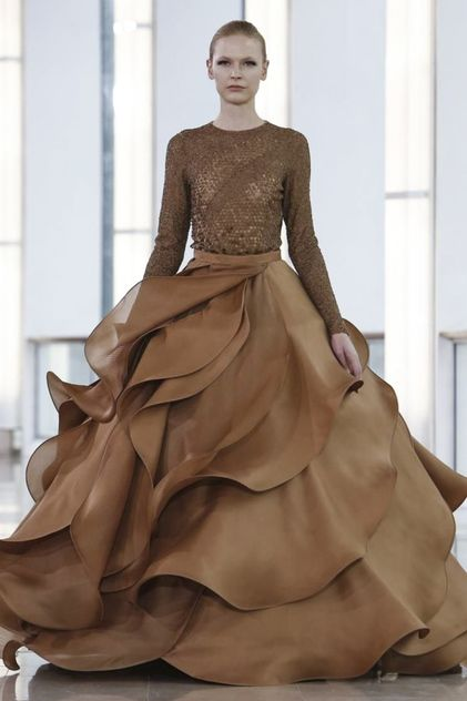 Stephane Rolland Couture Spring Summer 2015 Paris
