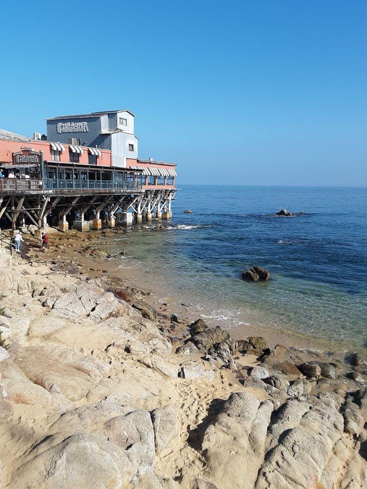 Established California The Best Spots Along California S Coast Central Coast In 2020 California Coast California Coast Road Trip Big Sur Cabin