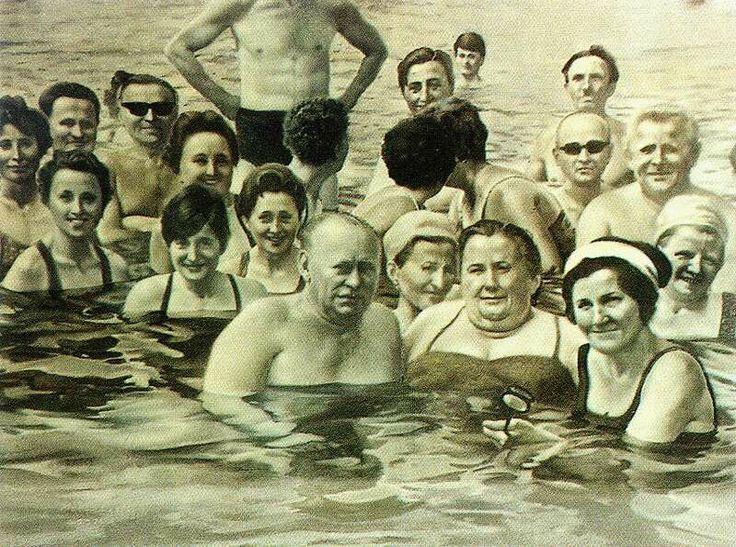 Méhes László: Langyosvíz I., 1970.