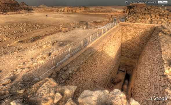 Was Joseph (of the bible) the Architect Imhotep of Egypt's Step Pyramid of Sakarra? Step Pyramid Sakkara Joseph Grainery