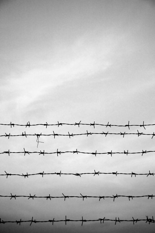 Joseph Glidden, 1873 (the barbed wire, not the photograph). The invention altered the history of the United States. KA