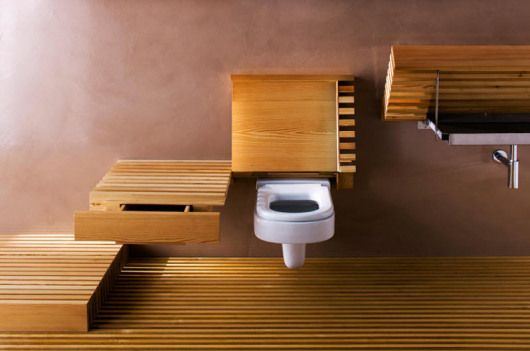 That is why there are some people that make it their career to actually create funny looking toilets.