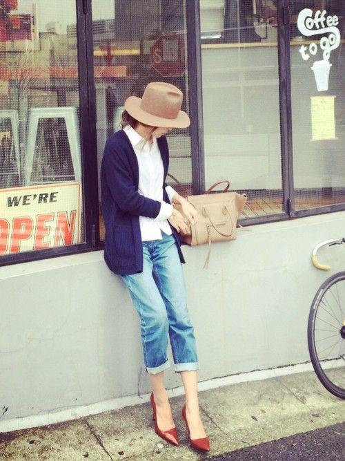 SEAのシャツ・ブラウスを使ったM closetのコーディネートです。WEARはモデル・俳優・ショップスタッフなどの着こなしをチェックできるファッションコーディネートサイトです。