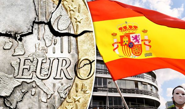 Catalan independence referendum 'is BIG risk to the euro'