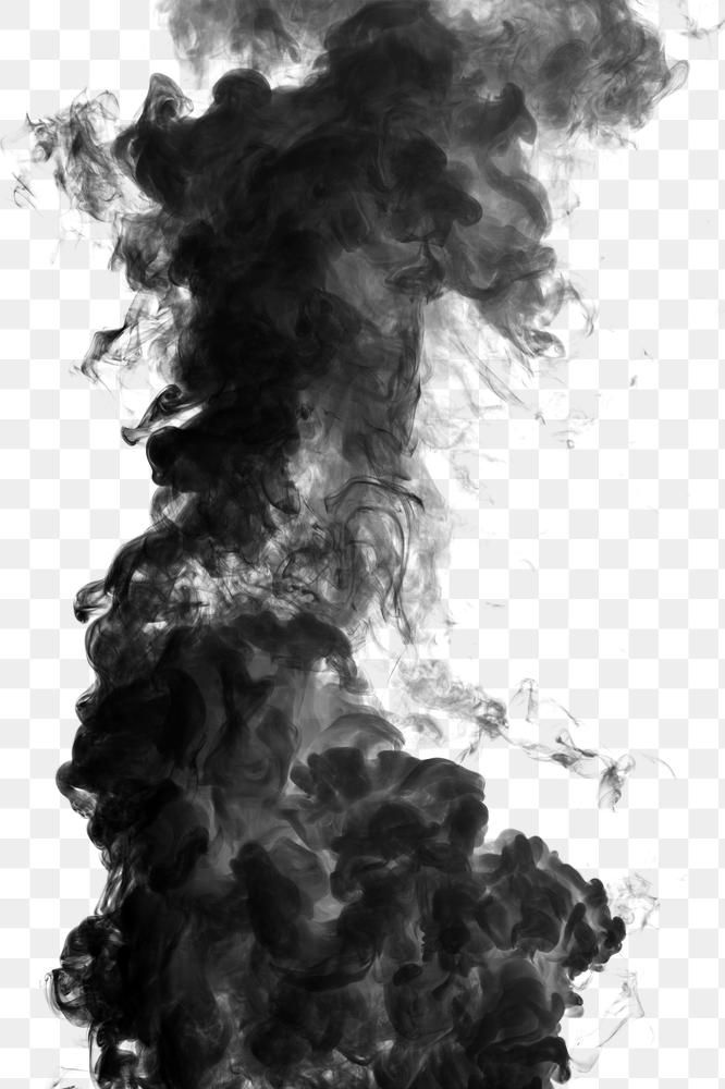 Black Smoke Effect Design Element Free Image By Rawpixel Com Tong Old Paper Background Smoke Color Design Element