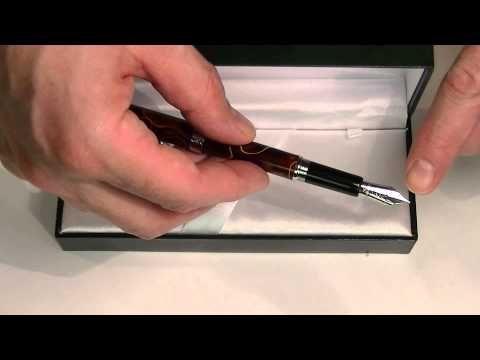 Monteverde Jewelria Series Fountain Pens