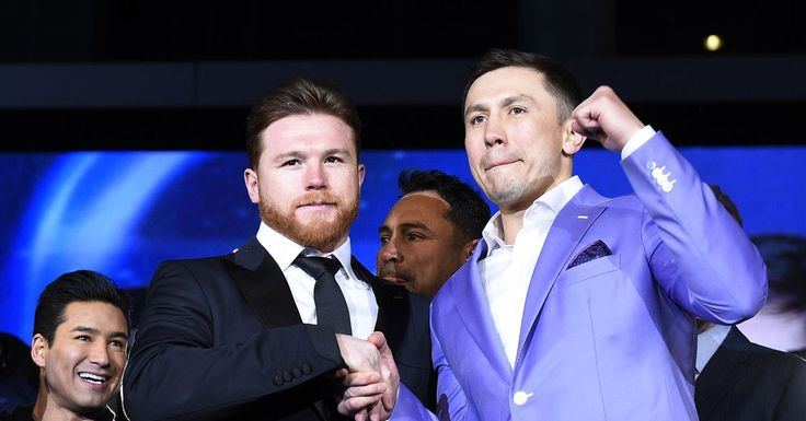 Quotes: Canelo-GGG II in Los Angeles #allthebelts #boxing