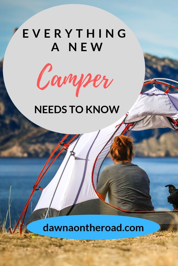 Everything a NEW camper needs to know in 2020 (With images