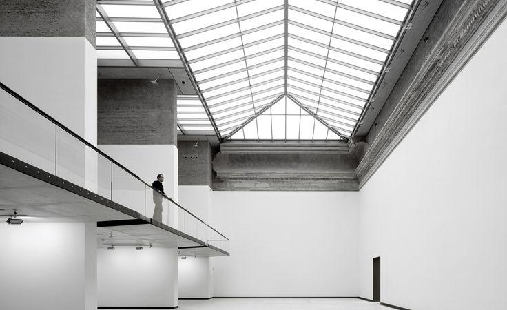Auer Weber Architekten BDA » Projekte » Ausstellungsgebäude Brühlsche Terrasse Dresden