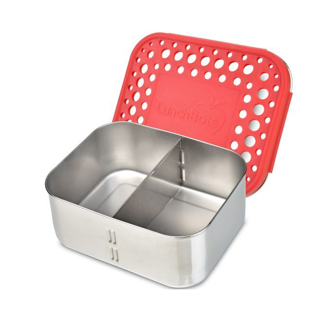 Browse and buy LunchBots Stainless Steel Lunch Containers, the perfect meal containers for healthy meals and snacks on the go. See them all.