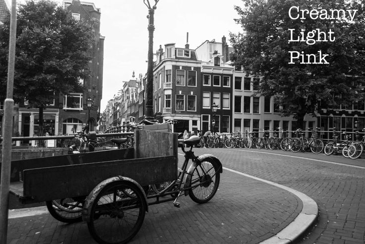 Amsterdam street photography; black and white; fine art; wall art; instant download by CreamyLightPink on Etsy