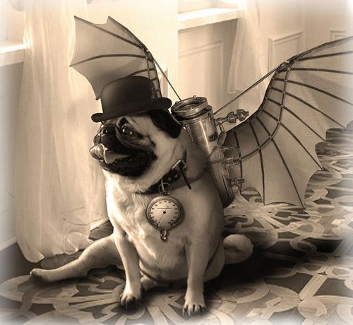 Steampug... Love this!