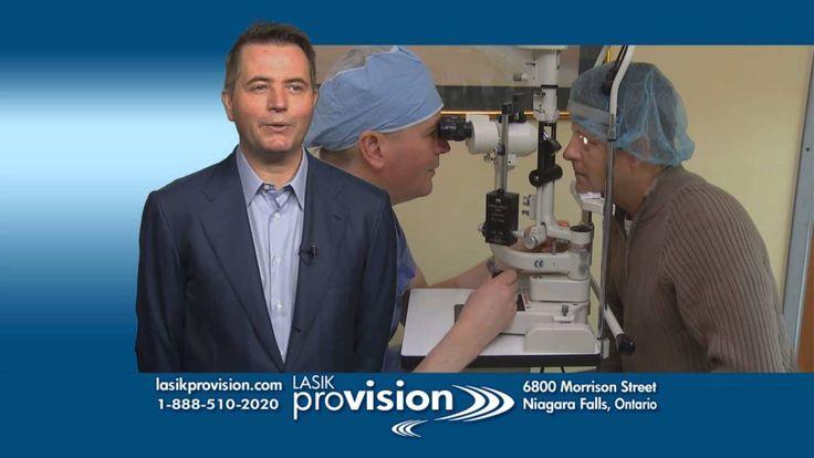 Lasik Provision Commercial Toronto Niagara