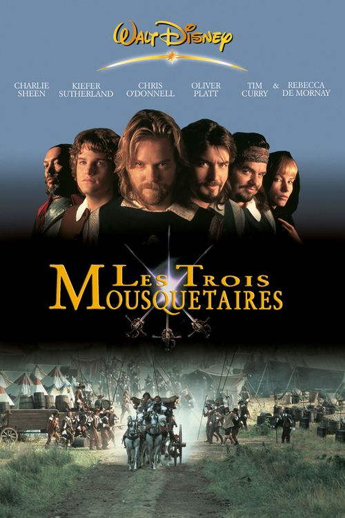The Three Musketeers 【 FuII • Movie • Streaming