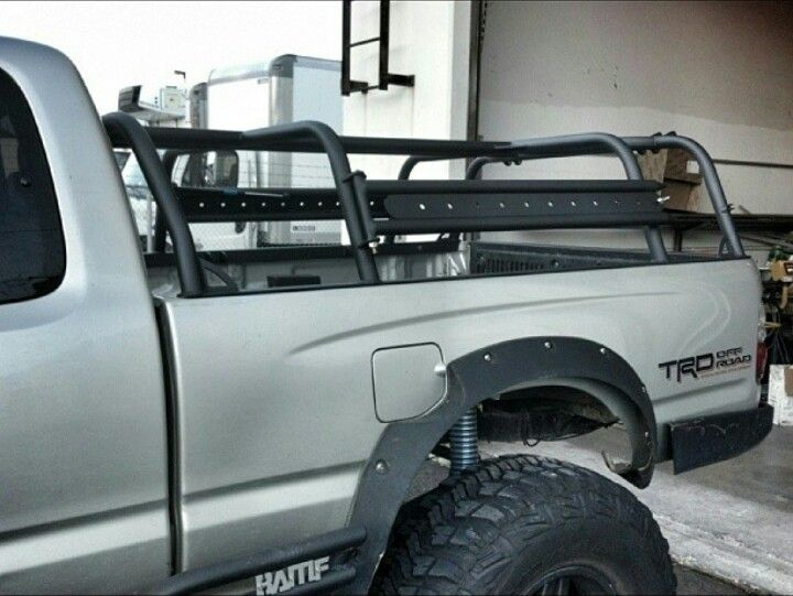 97 best cool tacoma bumpers and racks images on Pinterest