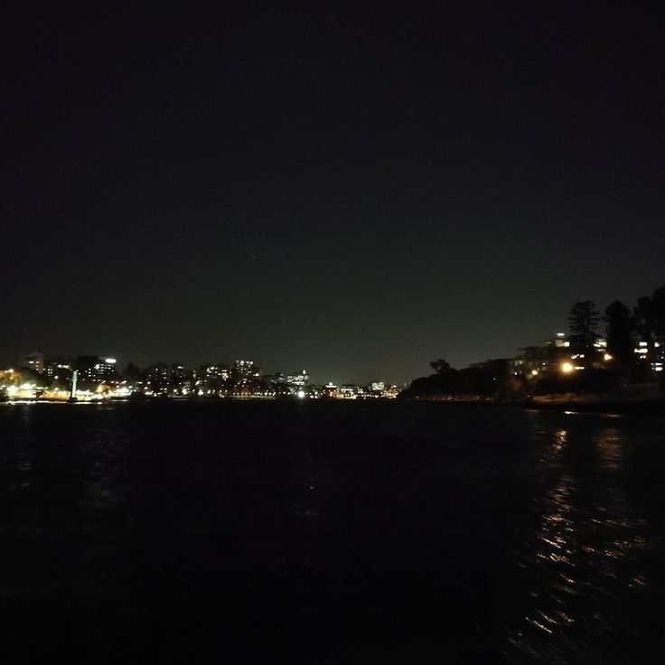 Testing the #Huaweip10 camera while commuting. Night time handheld on a boat. Not bad :) #nofilter