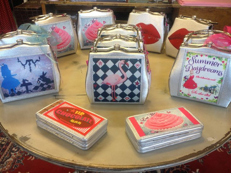 Helen Rochford's lovely bags have arrived in our shop!