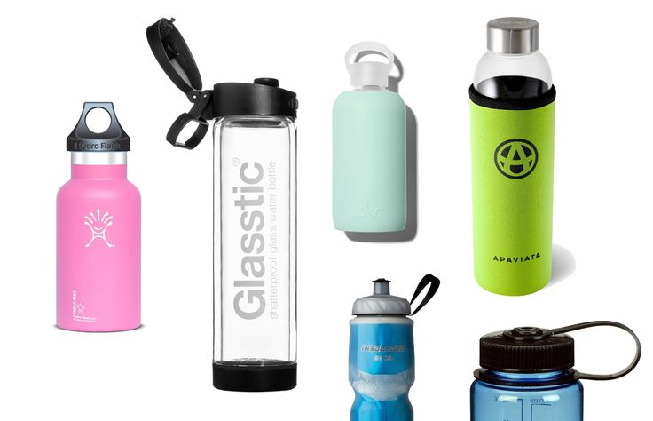 In 2014 alone, Americans used a staggering 50 billion plastic water bottles. Here are the 10 best reusable water bottles to reduce that number