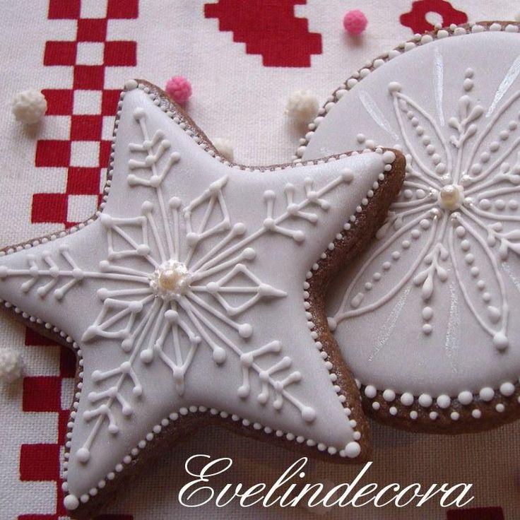 Pearl Xmas cookie set