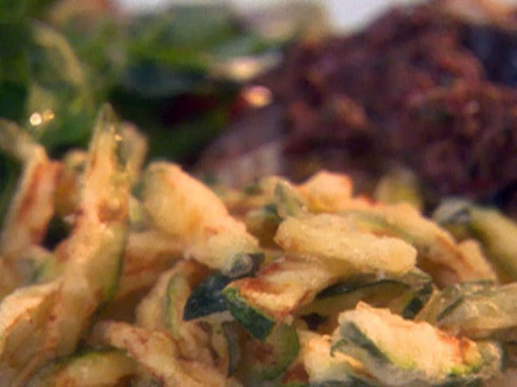 Get this all-star, easy-to-follow Zucchini Fritti recipe from Giada's Weekend Getaways
