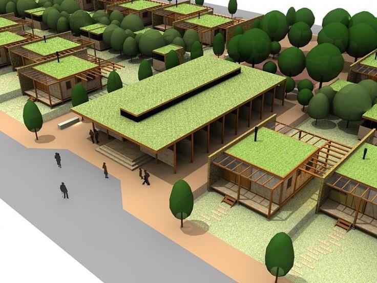 Habitação Social Sustentável em Pinhal