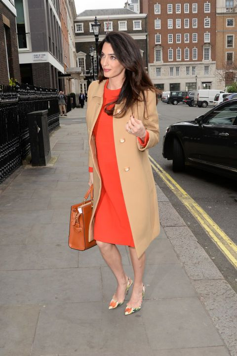 129 of Amal Clooney's most stylish looks: