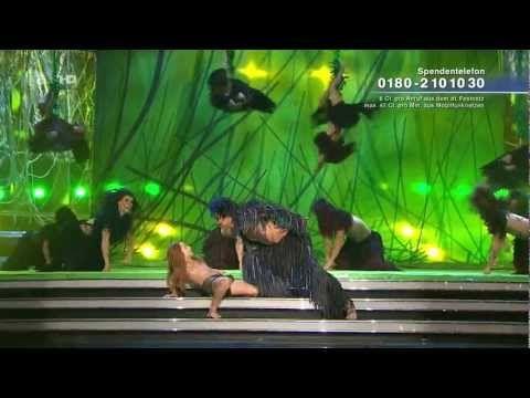 "TARZAN - Das Musical bei ""Willkommen bei Carmen Nebel"" - YouTube"