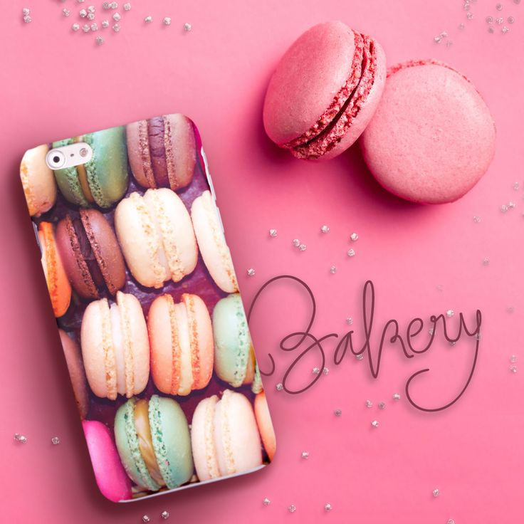 #Cover #Case #Macarons #Sweet #delicious  http://www.creatink.com/product/iphone-cover-case/macarons-2/