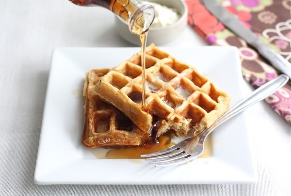 Honey Yogurt Waffles: Honey Yogurtwaffl, Goood, Breakfast Ideas, Healthy Breakfast, Food, Favorite Recipes, Yogurt Waffles, Grilled Chee Sandwiches, Peas